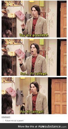 Spencer was always hilarious!!!