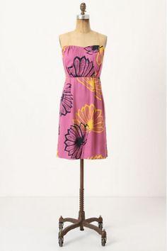 Anthropologie Agave Burst Mini Dress Size 0 #Swapdom