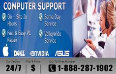 Now get unlimited 24/7 Computer Tech Support by certified technicians @ 1-888-287-1902 or visit us at: http://www.mytechbay.com/