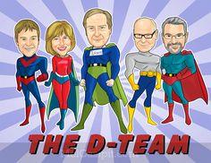 The D-Team