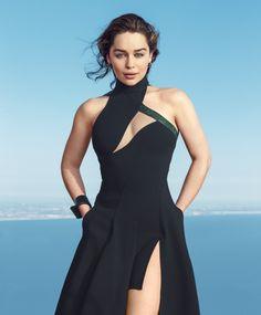 Emilia Clarke #EmiliaClarke