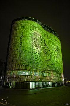 1000 Litas office building – Kaunas, Lithuania