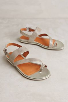 Oakland Sandals by Gentle Souls #anthrofave #anthropologie