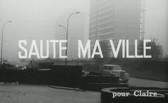 Saute Ma Ville (1985), Chantal Akerman