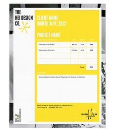 10 Creative Invoice Template Designs Design Invoice Design