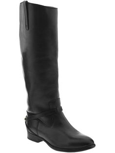 Nice black boot Frye Lindsey Plate | Piperlime