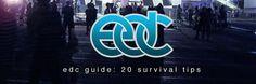 EDC Guide: 20 Survival Tips