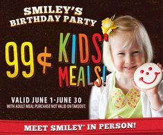 99 Cent Kids Meals At Eatn Park In June Cents