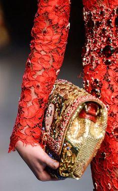 Dolce and Gabbana RTW F/W 2013