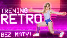 Trening w stylu retro dla każdego, kto chce się poczuć jak w latach osiemdziesiatych. Do tego treningu nie potrzebujesz nawet maty, ponieważ wszystkie ćwiczenia robimy na stojąco! Dzięki połączeniu ćwiczeń cardio i wzmacniania wymodelujesz całe ciało, a muzyka z lat osiemdziesiątych zapewni niesamowity klimat! Wskakuj w kolorowe body i razem ze mną przenieś się w czasie! Cardio, Retro, Body, Fit, Youtube, Style, Fashion, Swag, Moda
