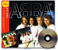 """Today in 2010 the Abba compilation """"Best Of Abba"""" entered the charts in Japan... #Abba #Agnetha #Frida #Japan http://abbafansblog.blogspot.co.uk/2017/03/17th-march-2010.html"""