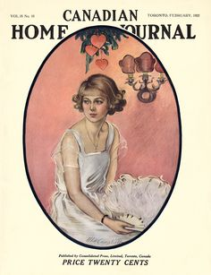 All sizes | Canadian Home Journal, February 1922 | Flickr - Photo Sharing!