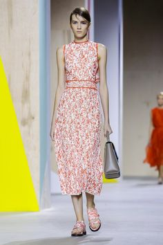 Look 21 - Boss Women Ready To Wear Spring Summer 2016 New York - NOWFASHION