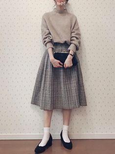 Kind of nice 🤔 Cute Fashion, Modest Fashion, Fashion Dresses, Korean Outfits, Mode Outfits, Ulzzang Fashion, Korean Fashion, Hijab Fashion, Fashion Fashion