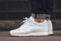 "Diadora N9000 MM ""White/Gum"" - EU Kicks: Sneaker Magazine"