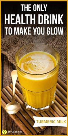 Turmeric and milk have natural antibiotic properties. The inclusion of these two natural ingredients in your everyday diet can prevent diseases and infections. Turmeric, when mixed with milk, can be very beneficial for a number of health problems. Here are 16 amazing health benefits of turmeric milk for beauty and health. Read on!