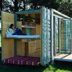 Oh shipping container homes