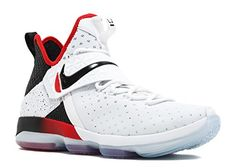 sale retailer e11aa 05950 Nike Men s Lebron XIV Basketball Shoe synthetic-and-leatherMade in USA or  ImportedFull inner sleeve for a snug, sock-like fitFlexible strap stretches  from ...