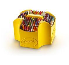 Amazon.com: Crayola Ultimate Crayon Case, 152-Crayons: Toys & Games