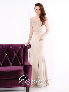 Evenings by Mon Cheri MCE11633 Evenings by Mon Cheri Reflections Bridal, Prom and Pageant Harrisonburg, VA Shenandoah Valley