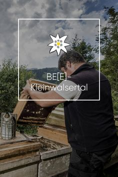 Kleinwalsertal has set itself the goal of being an oasis for bees and insects. Several initiatives within the project BE[E]Kleinwalsertal are setup to Bee, Lettering, Projects, Log Projects, Bees, Letters, Texting, Calligraphy, Brush Lettering