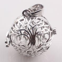 CC-Mix Multi Couleur Perles Perle Cage Diffuseur flottant Médaillon Charms pendentif mix