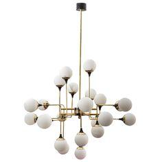 stilnovo style italian chandelier pinterest italian chandelier