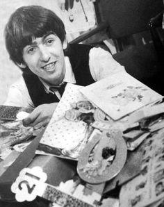George 1964  (2) _ (@fab_four_b)   Twitter