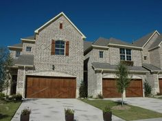 105 Preserve Place, Lewisville, TX 75067 2003 SF, 3 Bedrooms, 2.1 Baths, 2 Car Garage, New Construction at Preserve at Vista Ridge, Luxury Townhomes, Ideally located off Denton Tap near HWY 121! Many floorplans & lots available but going quickly!