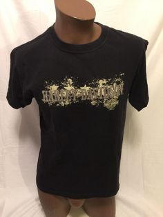 2004 Harley Davidson WOODSTOCK NY MEDIUM TSHIRT Logo Black HD NEW YORK  | eBay