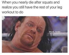 🏃♀🏃🏻♂ Can these gym humor motivate . - 🏃♀🏃🏻♂ Can these gym humor motivate your Weight loss Pl - Workout List, Workout Memes, Gym Memes, Gym Workouts, Mini Workouts, Squat Workout, Fitness Quotes, Fitness Motivation, Funny Fitness