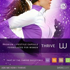It's not a product. Its a #premiumlifestyle Take the #8weekexperience with #Thrive At Justinslevel.le-vel.com Le-vel independent brand promoter