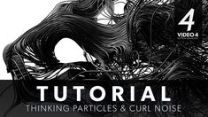 How to use the free curl noise python effector and Xpresso in Cinema to design Curl noise particle trails in an animation. Typography Tutorial, Typography Poster, Graphic Design Typography, Japanese Typography, Tutorial Sites, 3d Tutorial, Cinema 4d Tutorial, Animation Tutorial, New Wave