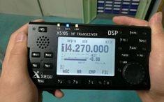 The Xiegu X5105 : QRP Portable Transceiver