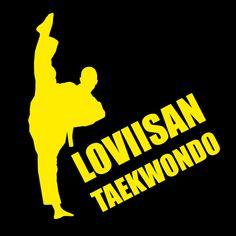 Loviisan Taekwondo -seuran logo, 2015. Visuaalinen toteutus vapaaehtoistyönä ammattitaidon ylläpitämiseksi, Natasha Varis. – http://www.loviisantaekwondo.fi/