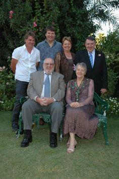 Bruce, Marcus, Vicki, Alan, Peter, Jacqui.