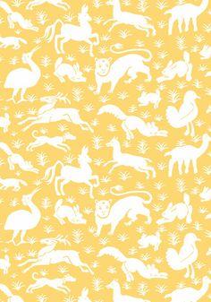 NAIROBI, Yellow, T13071, Collection Monterey from Thibaut