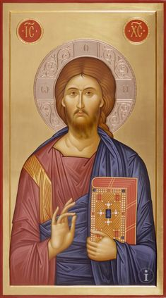 Religious Icons, Religious Art, Christ Pantocrator, Images Of Mary, Pictures Of Jesus Christ, Russian Icons, Byzantine Art, Faith In Love, Orthodox Icons