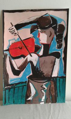 Lamia Umit Erdem-Modern art painting #modern #art #painting #modernart #modernartpainting #yagliboya #tablo #resim
