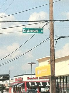 Kuykendahl. You know your from houston when you can pronounce this street.