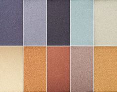 Eyeshadow colours for blue eyes (NYX cosmetics) makeup