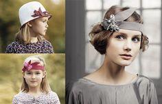 Fabienne Delvigne : Créations pour les discrètes - Mariage : L'art du chapeau selon Fabienne Delvigne