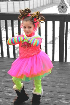 Dr. Seuss Dress Up Day!  Whoo-Ville Fun! Crazy Hair.  Neon Fun!