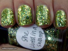 St. Patty's Nail Art !~!~!