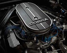 1968 Ford 428 Cobra Jet engine