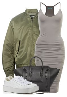 """""""Untitled #347"""" by champagnestass ❤ liked on Polyvore featuring adidas Originals and Puma"""