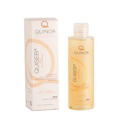 Quseb Duo: Lozione-shampoo per cuoio capelluto con ipersecrezione sebacea, forfora grassa.