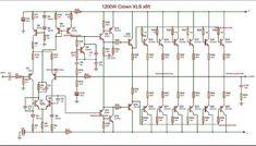 1000 Watt Amplifier APEX 2SC5200 2SA1943 | Audio amplifier ...