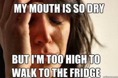 Stoner problems. hahahahah stupid stoners