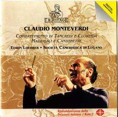 Monteverdi Combattimento di tancredi e Clorinda - Madrigali e Canzonette